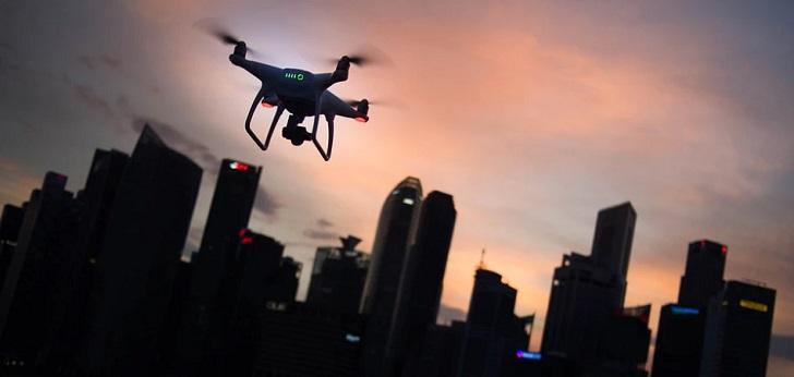 Safedrone 'despega' como antesala a la irrupción del dron en las ciudades