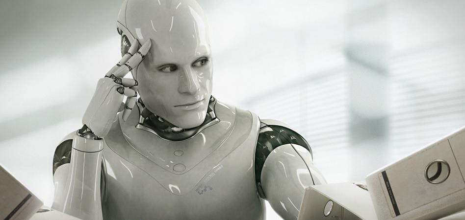 El robot que apriete el gatillo