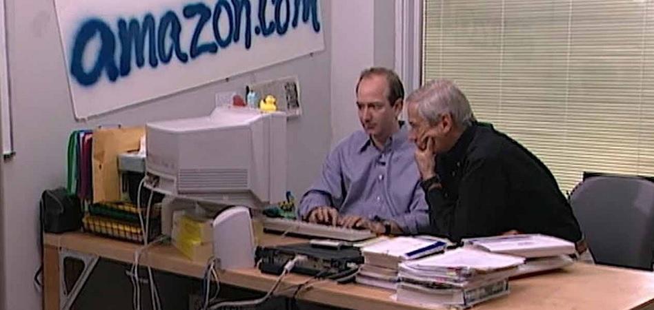 Jeff Bezos: de Wall Street al garaje de su casa para fundar el 'imperio' de Amazon