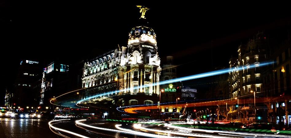 Acciona calienta motores en Madrid con su servicio de 'motosharing' y 1.200 motos eléctricas