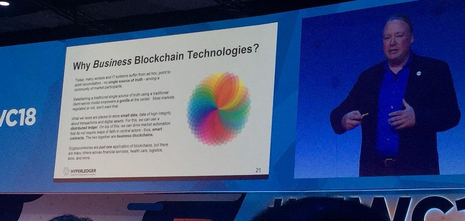 Brian Behlendorf (Hyperledger) urge a las 'telecos' a invertir en 'blockchain'