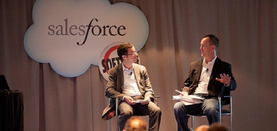 """Gordon Evans (Salesforce): """"Hay que conectar con los clientes allí donde ellos gastan su tiempo"""""""