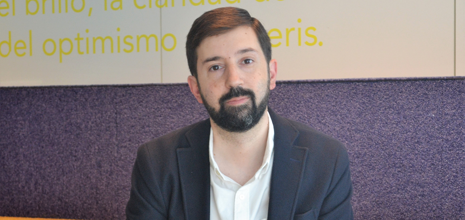 """David Pereira (Everis): """"A largo plazo, la aplicación de la IA será casi una cuestión de supervivencia"""""""