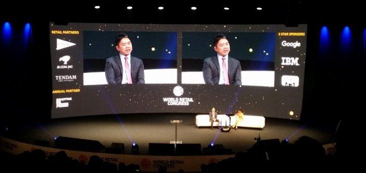 """Richard Liu (JD.com): """"La inteligencia artificial sustituirá a los humanos en los espacios físicos"""""""