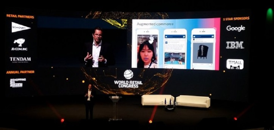 """Martin Barthel (Facebook): """"El móvil se ha convertido en el escaparate de las tiendas"""""""