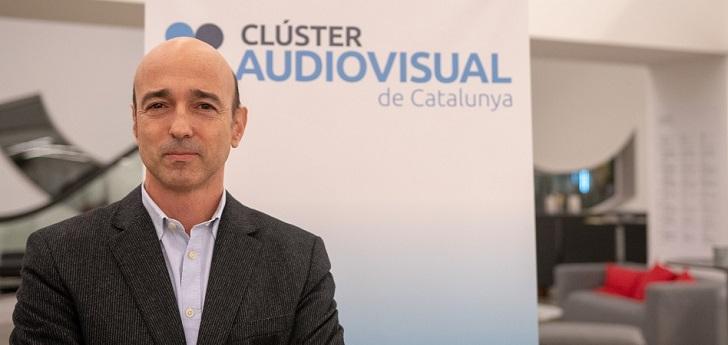 """Miquel Rutllant (Clúster Audiovisual de Cataluña): """"La globalización del contenido es un reto para la industria"""""""