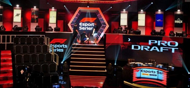Fórmula 1 y eSports con acento español