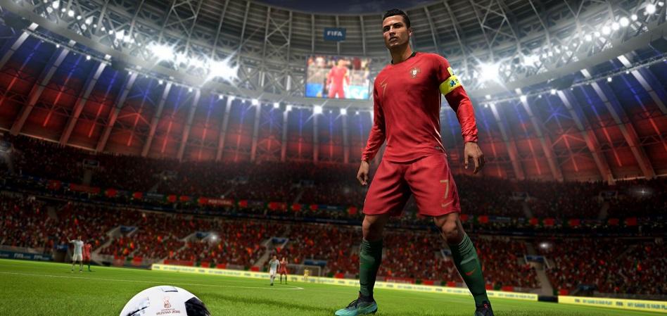 Gol de 'Fifa 18' con 24 millones de copias