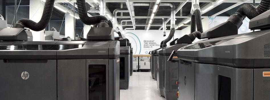 Unión de gigantes para impulsar la impresión 3D en Europa