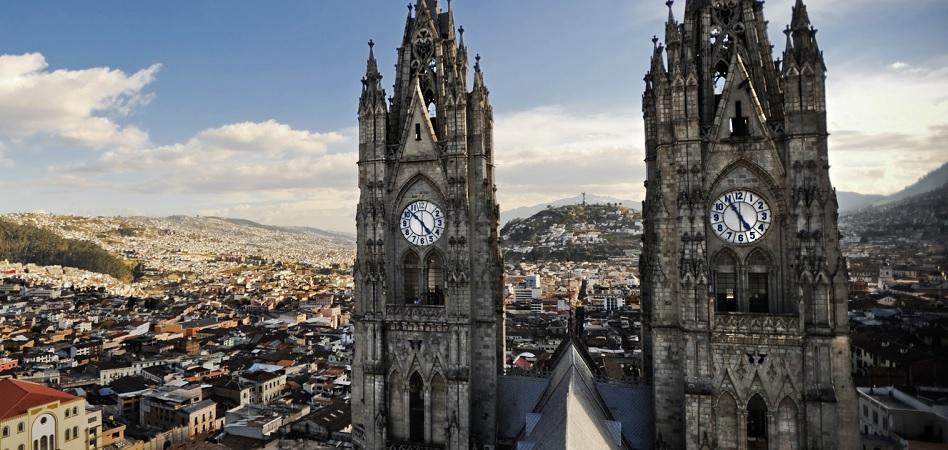 Ecuador, el país más 'internauta' de Latinoamérica