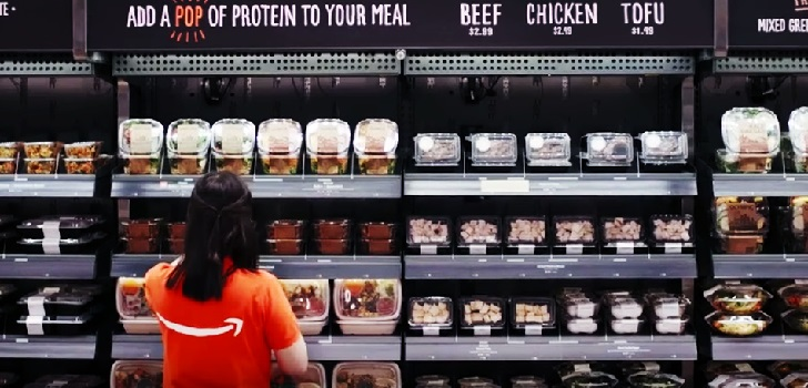 Amazon, vuelta de tuerca al retail con su primer Amazon Go