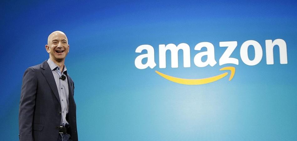 Amazon crece un 30% y gana 3.033 millones de dólares en 2017