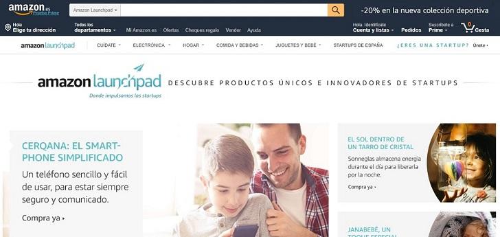 Amazon estrecha lazos con Wayra y Kibo Ventures con su nuevo 'marketplace' para 'start ups'