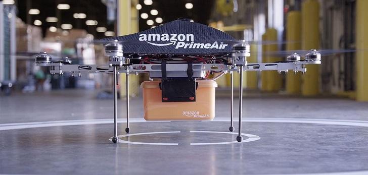Amazon da con la tecla para que sus drones no sean 'hackeados'