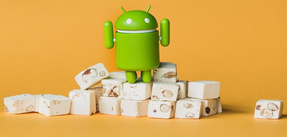 Nougat se lleva 'la palma' en los 'smartphones' con Android