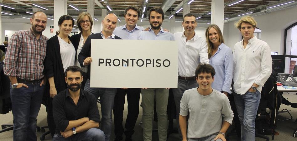 ProntoPiso: el primer proyecto 'proptech' de Antai 'arranca' en España con 3 millones de financiación