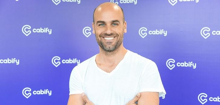 """Mariano Silveyra (Cabify): """"Nuestra competencia es el vehículo particular; para el taxi, las VTC"""""""