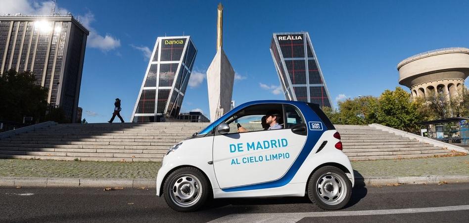 De Emov a Acciona: el transporte compartido se 'encarniza' en España con Madrid como banco de pruebas