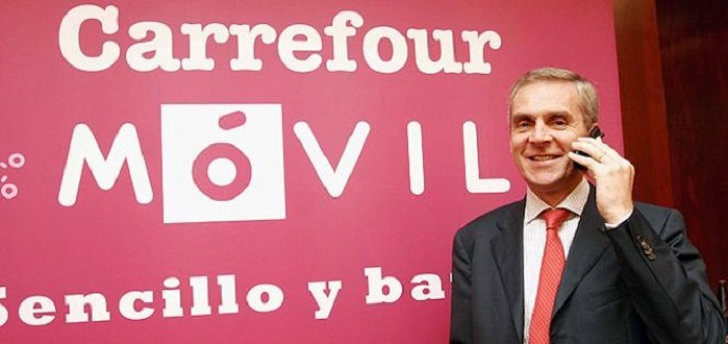 Carrefour 'apagará' su operador móvil virtual a finales de 2017 y le echa un cable a Orange