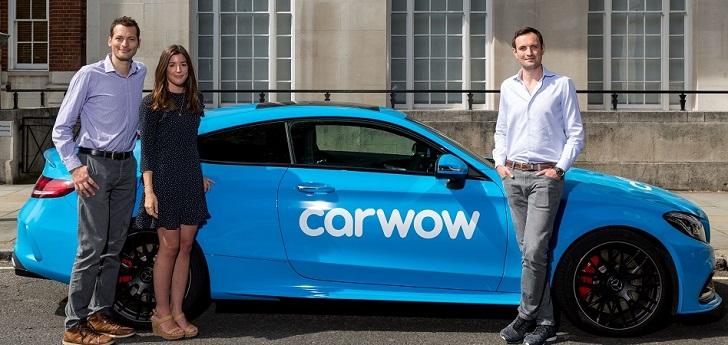 Carwow reta a Coches.com: abre filial en el país a las puertas de 'arrancar' su servicio