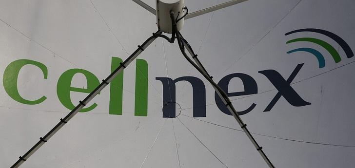 Cellnex crece un 14,8% hasta septiembre, pero pierde 26 millones de euros