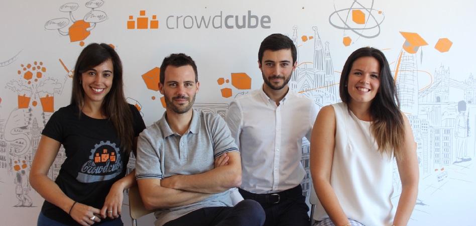Crowdcube gana tamaño en España y firma unas nuevas oficinas en Madrid con WeWork