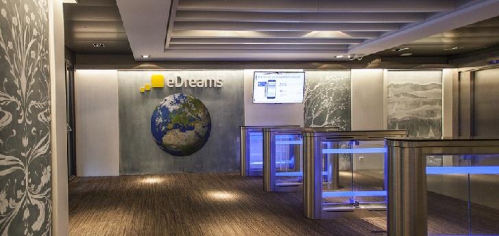 Edreams Odigeo pierde 16,9 millones de euros en el primer semestre y lo achaca a su cambio de modelo