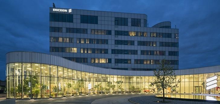 Ericsson sube un 10% en bolsa tras alcanzar su primer beneficio operativo desde 2016