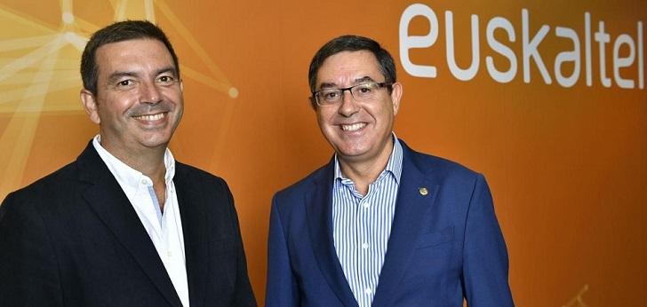 Euskaltel prevé unos ingresos de 800 millones de euros y un ebitda de 400 millones en 2022