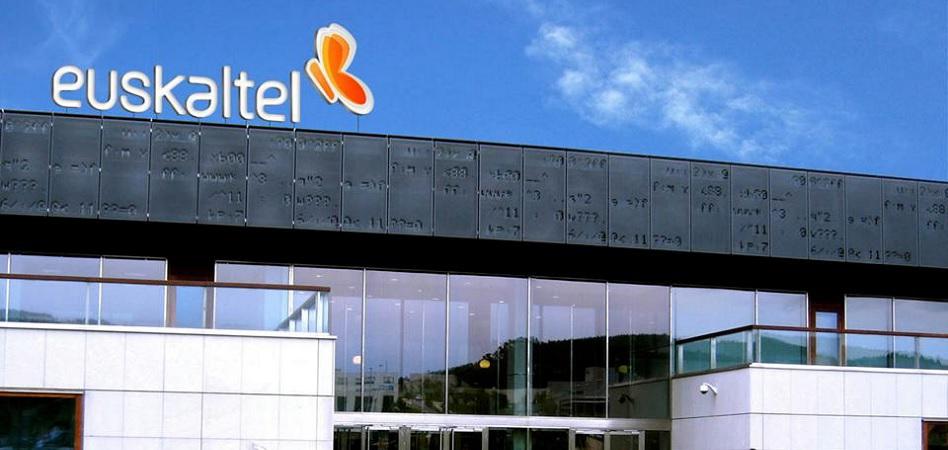Euskaltel crece un 25% y gana un 36,6% más en la primera mitad del año