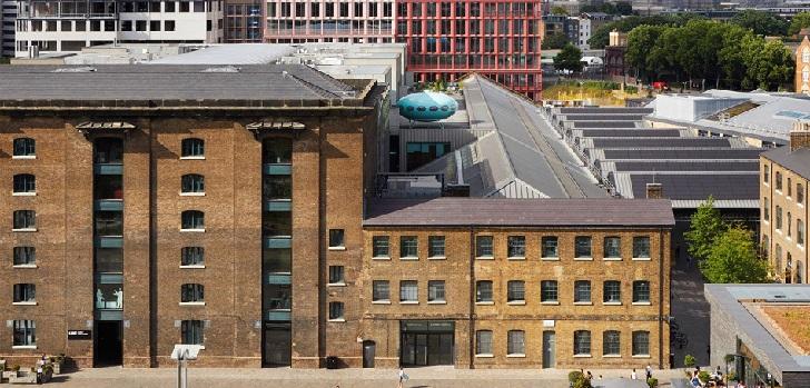 ¿Quién dijo 'Brexit'? Facebook alquila otros 56.000 metros cuadrados en King's Cross