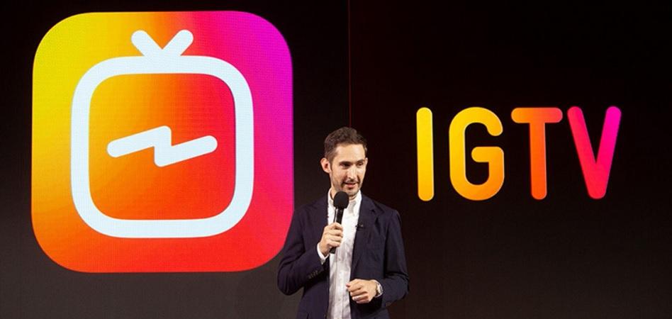 Instagram 'reta' a YouTube: lanza Igtv para que sus usuarios suban vídeos de hasta una hora
