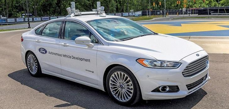 Ford refuerza su flota con una nueva tecnología inalámbrica a partir de 2022