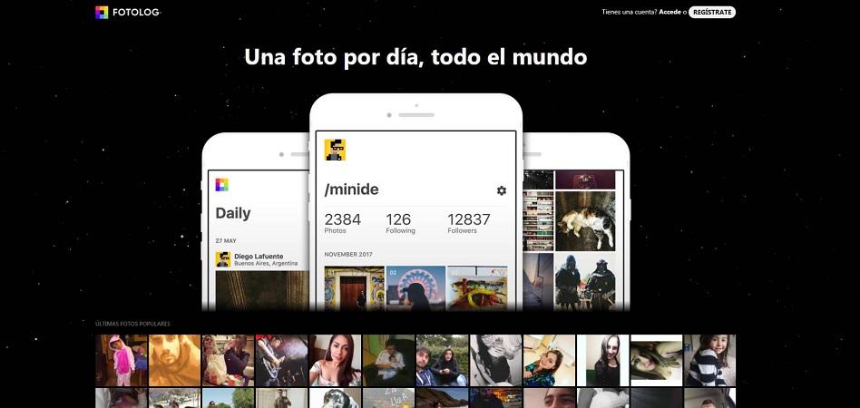 Fotolog 'is back': Telefónica relanza la red social en forma de 'app'