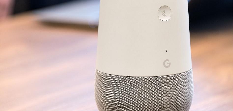 Google fecha la llegada a España de sus altavoces inteligentes Home para junio