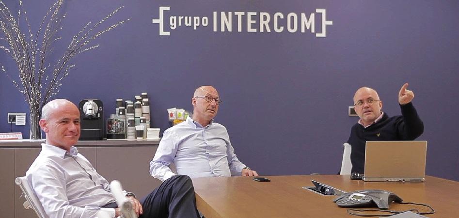 Grupo Intercom: la cuna del 'boom' de Internet en plena sequía financiera en España