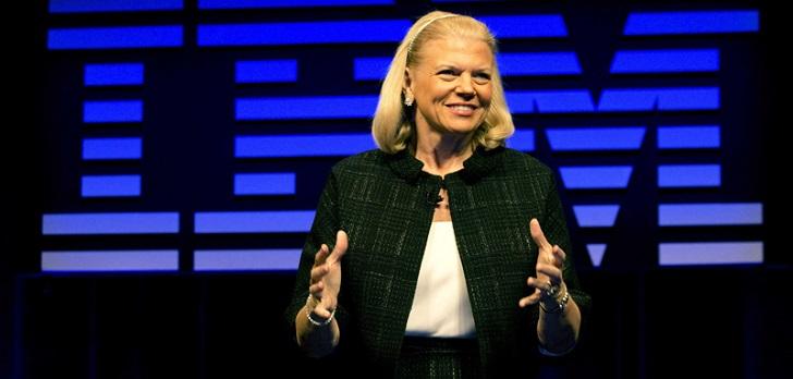 IBM eleva su facturación un 4,3% y mantiene su beneficio plano hasta junio