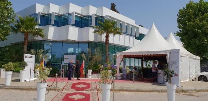 Indra se refuerza en África con la apertura de unas nuevas oficinas en Marruecos
