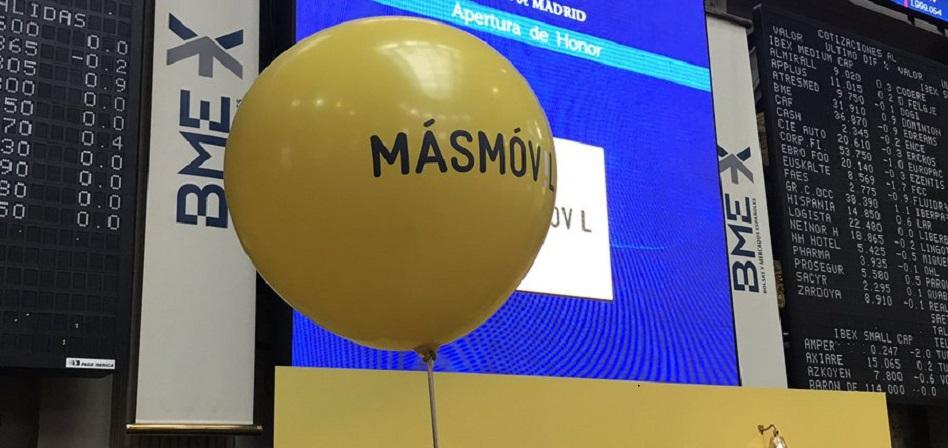 MásMóvil sella la compra de espectro por 15,5 millones en las bandas de 3,5 GHz y 2,6 GHz
