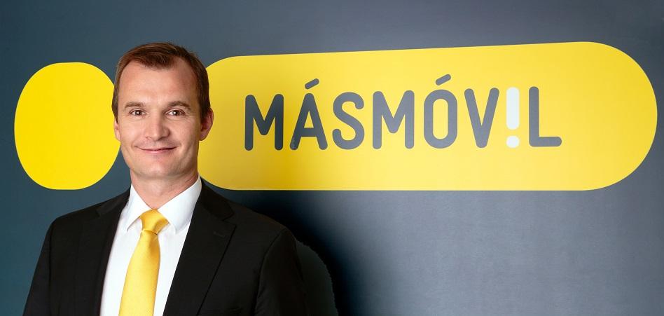 MásMóvil multiplica su beneficio por 16 y gana 45,1 millones de euros hasta septiembre
