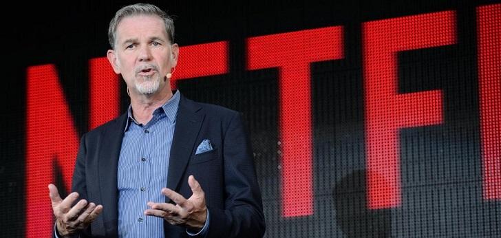 Netflix planea emitir 2.000 millones de dólares de deuda para sufragar sus producciones