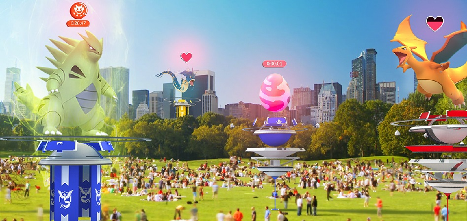Niantic, creador de 'Pokémon Go', tantea al capital para captar 200 millones de dólares