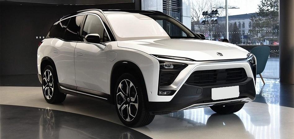 El fabricante chino de coches eléctricos Nio prepara su debut en la bolsa de Estados Unidos