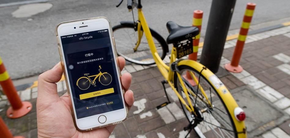 Ofo gana terreno en Europa con la integración de sus bicis compartidas en la 'app' Citymapper