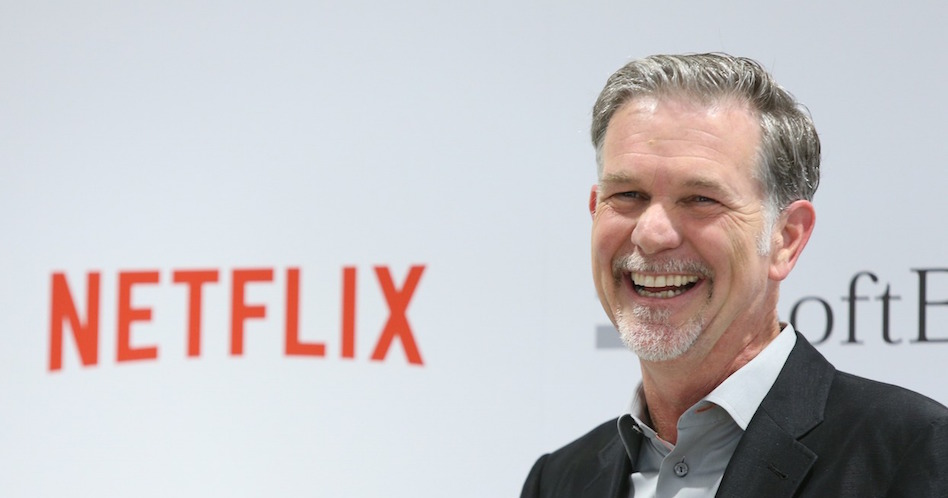 reed hastings netflix competencia