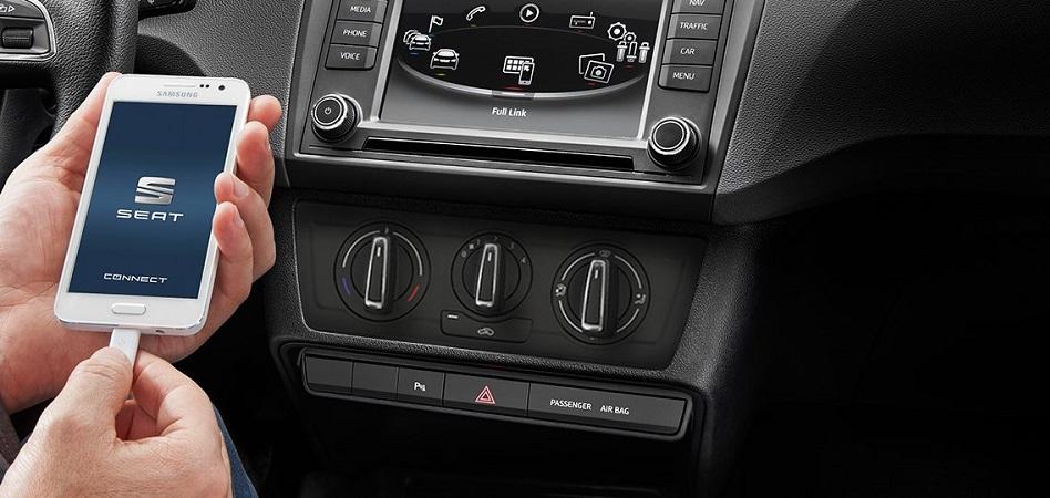 Telefónica y Seat: sinergias al volante