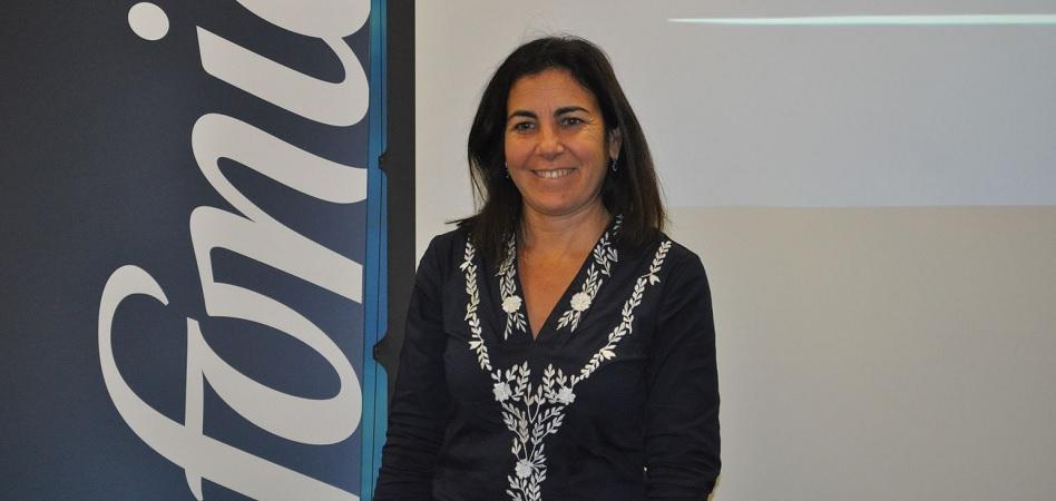 """Mª Jesús Almazor (Telefónica): """"La digitalización no es una opción, es una necesidad"""""""