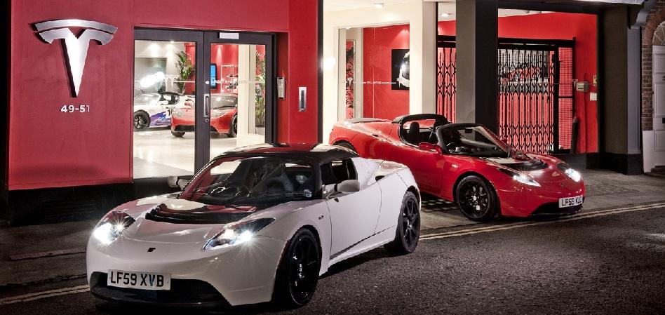 Tesla 'arranca' con pérdidas de 65.670 euros en su primer año en España