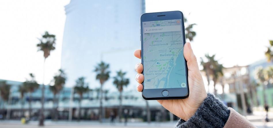 Uber reconquista las calles de Barcelona: pistoletazo de salida a UberX con 120 coches