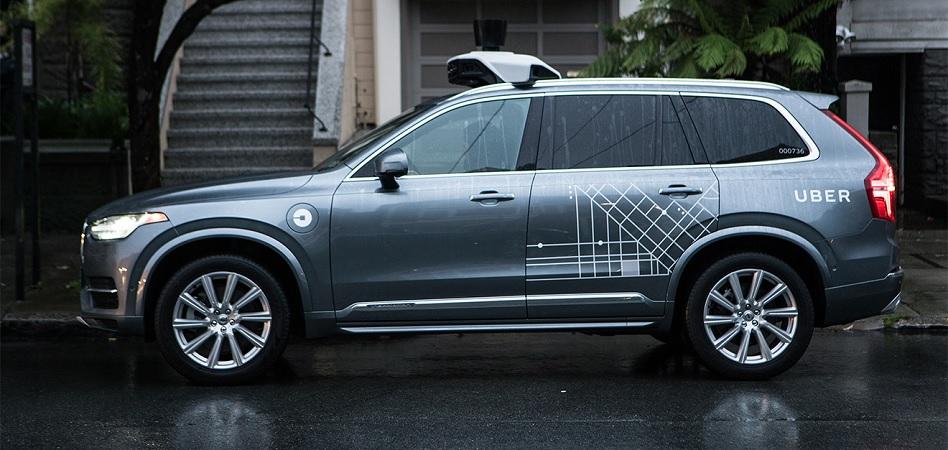 Uber suspende temporalmente su programa de vehículos autónomos tras el atropello a un peatón